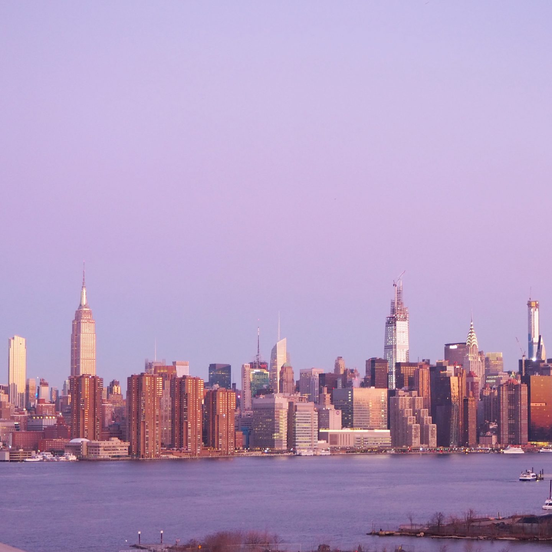 New York Manhattan Sunrise